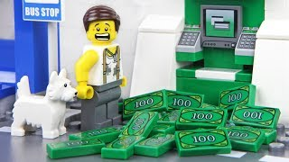 Download Lego ATM Fail - The Homeless Video