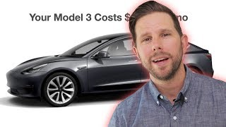 Download Tesla Model 3 Monthly Cost Video