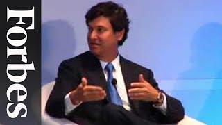 Download Non-Profit Entrepreneurs vs. For-Profit Entrepreneurs - Forbes 400 Summit | Forbes Video