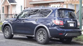 Download 2018 Nissan Armada Platinum Reserve Review - Nissan's Body on Frame SUV Video