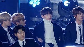 Download 161226 방탄소년단 (BTS) U-LTRA DANCE ,대기 Mc Ment Reaction [지민,제이홉,뷔,진] 직캠 Fancam (2016 가요대전) by Mera Video