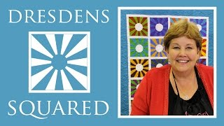 Download Dresdens Squared Quilt: Easy Quilting Project with Jenny Doan of Missouri Star Quilt Co Video