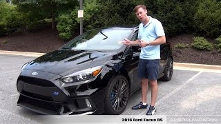 Download Review: 2016 Ford Focus RS Video