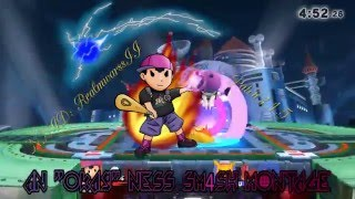 Download An ″Okay″ Ness Sm4sh Montage Video