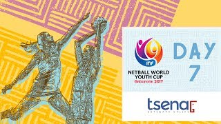 Download LIVE! Netball World Youth Cup 2017 | Day Seven Video