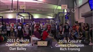Download Rich Froning and Dan Bailey do CrossFit Open 12.4 Video