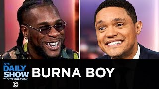 """Download Burna Boy - Serving Up Afrofusion with """"African Giant"""" 