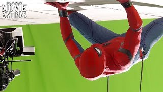 Download Spider-Man: Homecoming 'Making of' Featurette (2017) Video