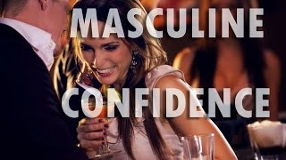 Download Masculine Confidence (Attract Women Hypnosis) (with HGH & Testosterone Boost Triggers) Video