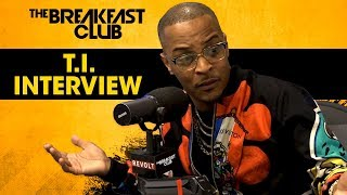 Download T.I. Speaks On Confronting Kanye West For His Donald Trump Support Video