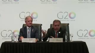 Download Conferencia de prensa de Andrés Ibarra y Lino Barañao Video