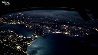 Download ISS Time-lapse video: From Spain to Poland Video