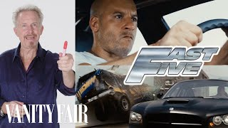 Download Fast Five's Stunt Coordinator Breaks Down the Vault Car Chase Scene | Vanity Fair Video