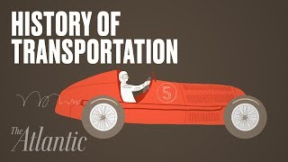 Download An Animated History of Transportation Video