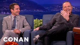 Download Bill Burr Teaches Elijah Wood How To Kill Video