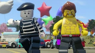 Download LEGO City Undercover Open World - Pagoda 100% Guide (All Collectibles) Video