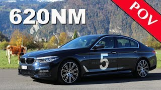 Download 2017 BMW 530d xDrive (G30) | POV Testfahrt | Patrick3331 drives/tested... Video