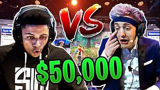 Download Ninja vs Myth at Las Vegas Fortnite Tournament! | Fortnite Best Moments #42 Video