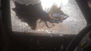 Download Полиция разбила стекло автомобиля и вытащила из машины. Северодвинск. Video
