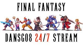 Download 24/7 Final Fantasy Community Gaming Stream - FF8-9-10-12-13-15 Walkthroughs By Dansg08 - Description Video