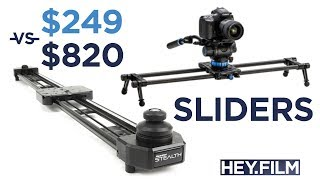 Download Cheap vs. Expensive Slider   Hey.film podcast ep62 Video