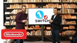 Download 1-2-Switch – Nintendo Treehouse: Live with Nintendo Switch Video