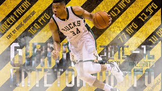 Download Giannis Antetokounmpo 2015-16 Season Highlights (HD) Video