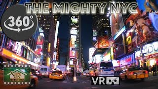 Download The Mighty New York City - Through MY eyes. A VR 360º Video Experience Video