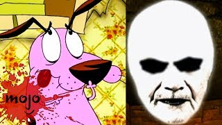 Download Top 10 Scariest Courage the Cowardly Dog Episodes Video