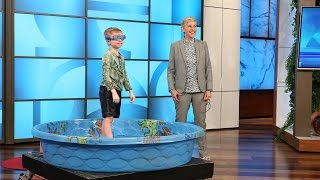 Download One-of-a-Kind Kid Inventor Gideon Video