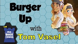 Download Burger Up Review - with Tom Vasel Video