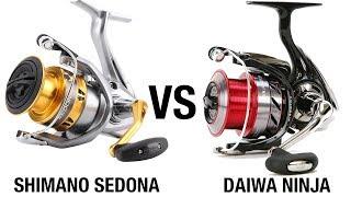 Download 🎣Mulinello Ninja Daiwa vs Sedona FI Shimano Video