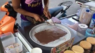 Download тайское самодельное мороженное ice cream roll Video