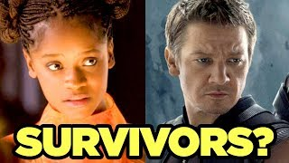 Download AVENGERS INFINITY WAR - Character Deaths REVEALED! Video