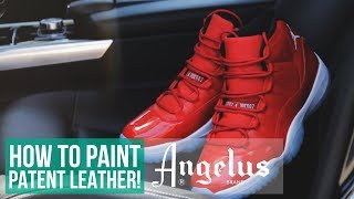 Download Jordan 11 Custom Patent Leather Walkthrough | Angelus Brand Video