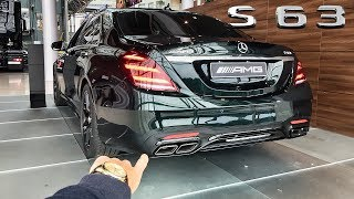 Download 2018 Mercedes AMG S63 4Matic+ 612HP POV PREVIEW Walkaround by AutoTopNL Video