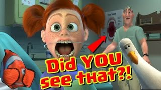 Download Finding Nemo Easter Eggs! You didn't see this. Video