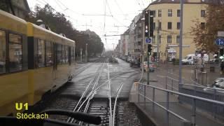Download Stadtbahn Stuttgart linia U1 Video