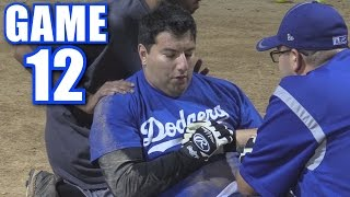 Download NEAR DEATH EXPERIENCE! | Offseason Softball League | Game 12 Video
