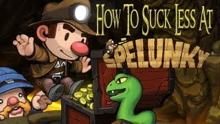 Download How To Suck Less At: Spelunky - The Mines Video