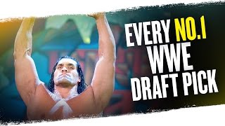 Download Every No. 1 WWE Draft pick Video