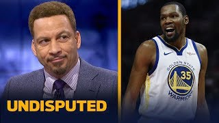 Download Kevin Durant is 'unguardable' & needs to stop limiting himself — Chris Broussard | NBA | UNDISPUTED Video