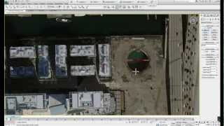 Download 3ds Max Tutorial - Google Earth Capture - Site With Textures - Fast Context Model Generation Video