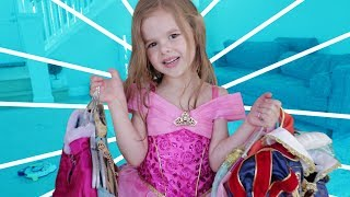 Download We Bought Every Dress at the Disney Store Video