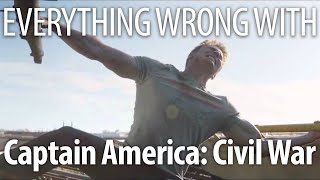 Download Everything Wrong With Captain America: Civil War Video