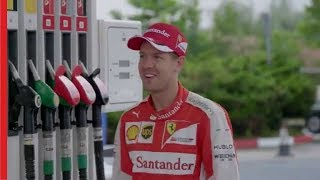 Download Shell V-Power: Just another day at a Shell station with Sebastian Vettel Video