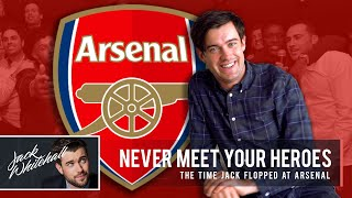 Download The Time Jack Flopped at Arsenal | Jack Whitehall Video