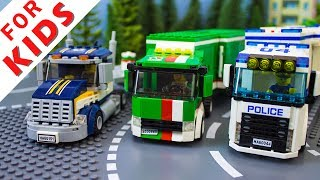 Download Lego Cars - Trucks Video