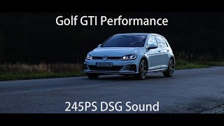 Download Golf GTI Performance Facelift 2017 245PS 7-Speed DSG Sound Video