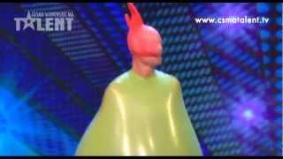Download Mr. Toons | Česko Slovensko má talent 2012 Video